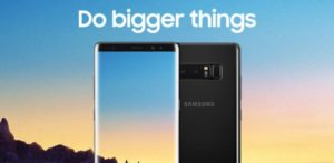 Το Samsung Galaxy Note8 Platinum Χορηγός του #Digitized17