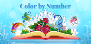 Happy Color–Color by Number