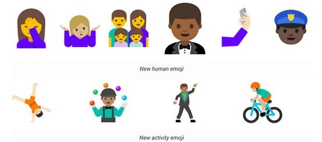 android-n-emojis