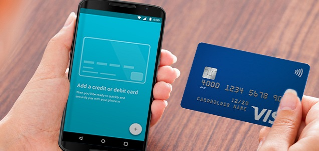 Android Pay - provisioning