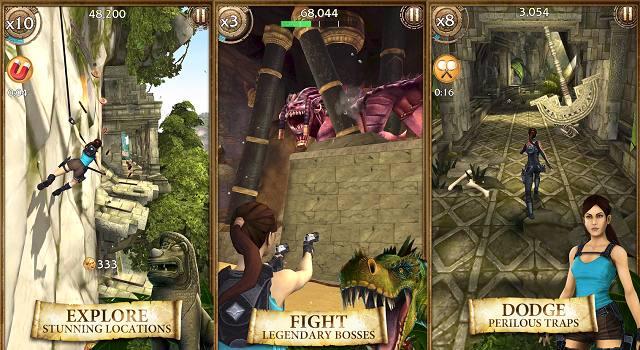 Lara Croft Relic Run1