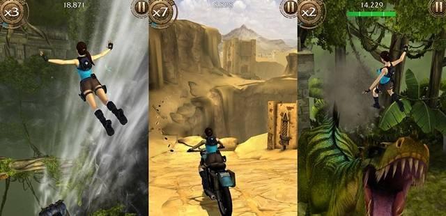 Lara Croft Relic Run13