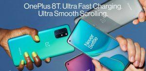OnePlus 8T: Διαθέσιμο στην ελληνική αγορά από τις 27 Οκτωβρίου