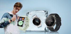 Τα… γοητευτικά ρολόγια της Huawei ζητούν το χέρι σας!