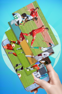 Live ποδοσφαιρική τηλεόραση
