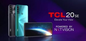 TCL 20 SE: Η απόλυτη NXTVISION εμπειρία