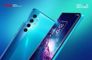 Τρία νέα smartphones εντάσσονται στην οικογένεια TCL 20 series