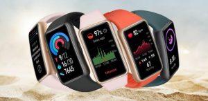 Huawei Band 6: Η ατελείωτη αυτονομία ενός fitness tracker συναντά την λειτουργικότητα ενός smartwatch